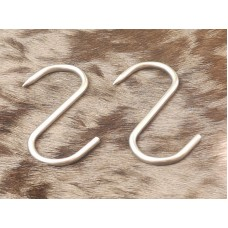 Large Stainless Steel S Hook